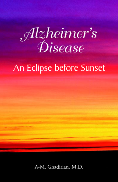 Alzheimer's Disease An Eclipse before Sunset